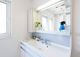 洗面所リフォームのポイント画像2